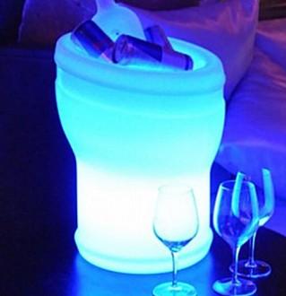 Seau à champagne led - Devis sur Techni-Contact.com - 1