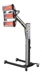 Sécheur infrarouge pour carrosserie - Devis sur Techni-Contact.com - 1