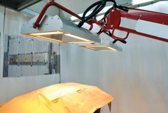 Secheur infrarouge carrosserie - Devis sur Techni-Contact.com - 4