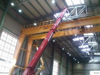 Semi portique de levage 400 Tonnes - Devis sur Techni-Contact.com - 2
