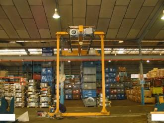 Semi portique de levage 400 Tonnes - Devis sur Techni-Contact.com - 4