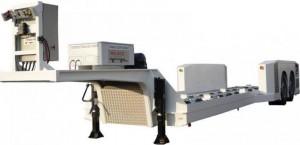 Semi remorque pour transport fret sur palette ou conteneur aéronautique - Devis sur Techni-Contact.com - 1