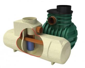 Séparateur d'hydrocarbures By pass - Devis sur Techni-Contact.com - 1