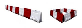 Séparateurs de voies en plastique - Devis sur Techni-Contact.com - 2