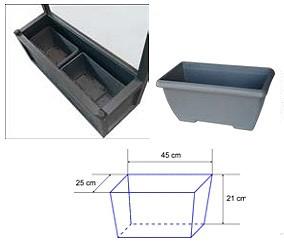 Séparation terrasse avec jardinière - Devis sur Techni-Contact.com - 3