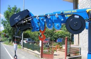 Série de treuils hydrauliques avec charges utiles de 200 kg à 50 T - Devis sur Techni-Contact.com - 1