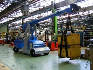 Série de treuils hydrauliques avec charges utiles de 200 kg à 50 T - Devis sur Techni-Contact.com - 2