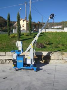 Série de treuils hydrauliques avec charges utiles de 200 kg à 50 T - Devis sur Techni-Contact.com - 8