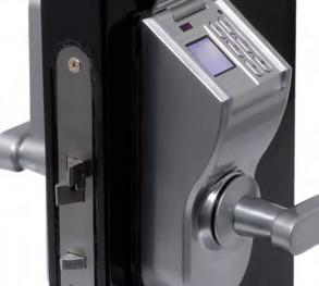 Serrure biométrique - Devis sur Techni-Contact.com - 1