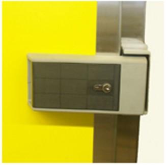 Serrure de porte isotherme - Devis sur Techni-Contact.com - 1