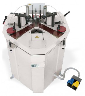 Sertisseuse d'angle hydropneumatique - Devis sur Techni-Contact.com - 1
