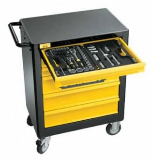 Servante 6 tiroirs professionnelle - Devis sur Techni-Contact.com - 2
