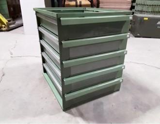 Servante atelier fixe 5 tiroirs - Devis sur Techni-Contact.com - 3