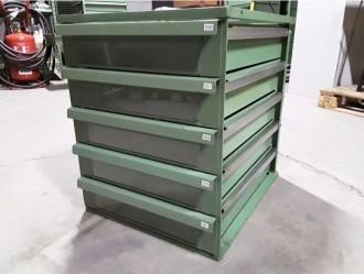 Servante atelier fixe 5 tiroirs - Devis sur Techni-Contact.com - 4