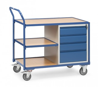 Servante d'atelier à 4 tiroirs - Devis sur Techni-Contact.com - 1