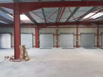 Service d'installation des rideaux métalliques - Devis sur Techni-Contact.com - 1