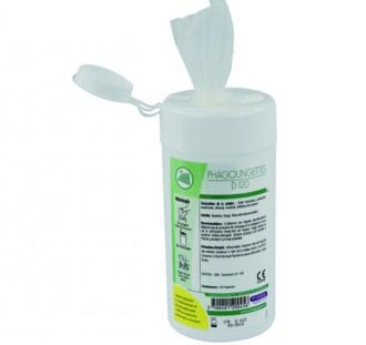 Serviettes imprégnées désinfectantes - Devis sur Techni-Contact.com - 1