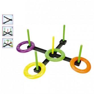 Set anneau pvc + 5 cible - Devis sur Techni-Contact.com - 1