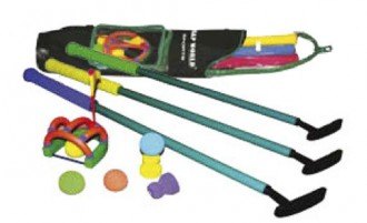 Set d'initiation golf avec sac - Devis sur Techni-Contact.com - 1