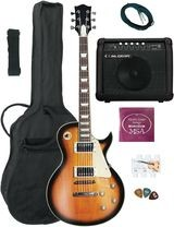 Set guitare électrique LP Sunburst - Devis sur Techni-Contact.com - 1