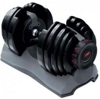 Set haltère automatique 24 kg - Devis sur Techni-Contact.com - 1