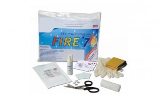 Set pour brûlures thermiques et chimiques - Devis sur Techni-Contact.com - 1