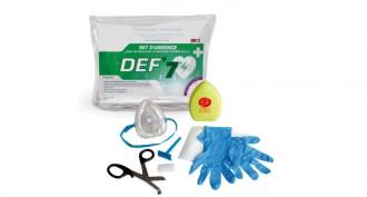 Set pour défibrillation automatisée externe - Devis sur Techni-Contact.com - 1