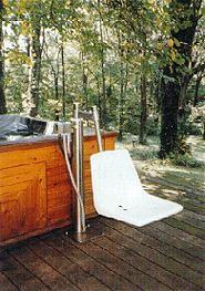Siège ascenseur pour baignoire - Devis sur Techni-Contact.com - 1