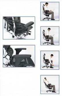 Siège avec repose jambes réglable - Devis sur Techni-Contact.com - 2