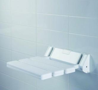 Siège de douche relevable - Devis sur Techni-Contact.com - 1