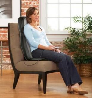 Siège de massage pour dos et épaules réglable - Devis sur Techni-Contact.com - 3