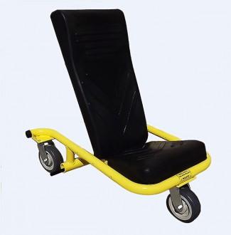 Siège ergonomique pour industrie  - Devis sur Techni-Contact.com - 1