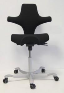 Siège selle assis debout ergonomique CAPISCO 8106 - Devis sur Techni-Contact.com - 1