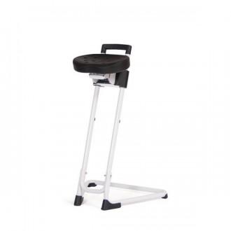 Sieges d'atelier assis debout gris - Devis sur Techni-Contact.com - 1