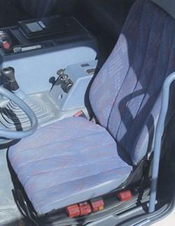 Sièges pour camion - Devis sur Techni-Contact.com - 1