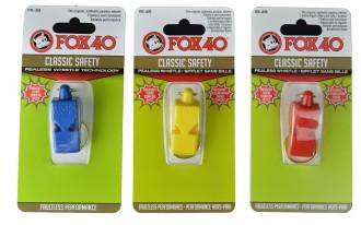 Sifflet fox pour arbitre - Devis sur Techni-Contact.com - 3