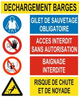 Signalétique de sécurité en PVC - Devis sur Techni-Contact.com - 4