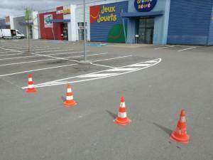 Signalisation routière horizontale - Devis sur Techni-Contact.com - 4