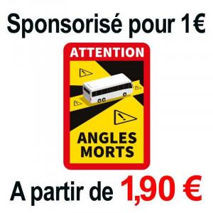 Stickers de signalisation danger poids lourd - Devis sur Techni-Contact.com - 2