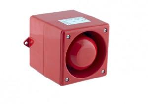 Sirène à fonte Aluminium 108dB certifié SIL2 - Devis sur Techni-Contact.com - 1