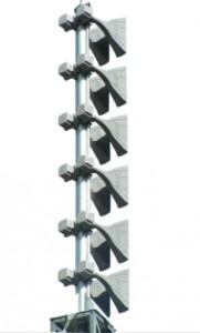Sirène de très forte puissance 145 dB à 1 m - Devis sur Techni-Contact.com - 1