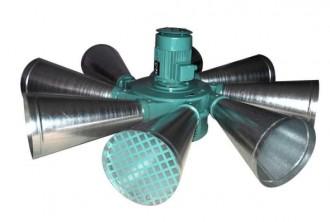 Sirène électromécanique rotative - Devis sur Techni-Contact.com - 1