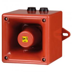Sirène électronique 112dB à 32 sons - Devis sur Techni-Contact.com - 1
