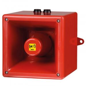 Sirène électronique 126dB à 45 sons - Devis sur Techni-Contact.com - 1