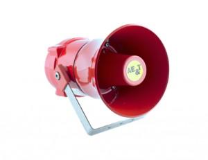 Sirène électronique ATEX en Aluminium - 32 sons  - Devis sur Techni-Contact.com - 1