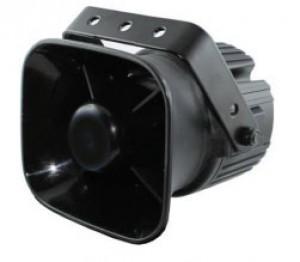 Sirène haut parleur 4 tonalités pour véhicule prioritaire - Devis sur Techni-Contact.com - 1
