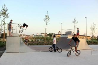 Skateparks en acier galvanisé et HPL - Devis sur Techni-Contact.com - 1
