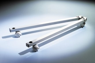 Socle à roulettes pour chevalets - Devis sur Techni-Contact.com - 1