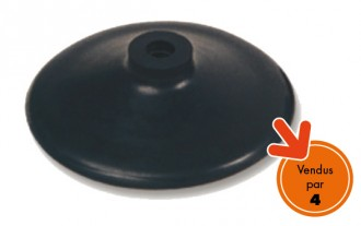 Socle caoutchouc pour athlétisme - Devis sur Techni-Contact.com - 1