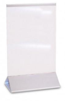 Socle plexi pour menu de table - Devis sur Techni-Contact.com - 3